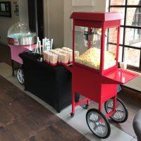 Popcorn & Candy Floss Cart 1