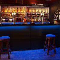 Black Cocktail Bars