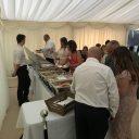 Buffet Set Up 2