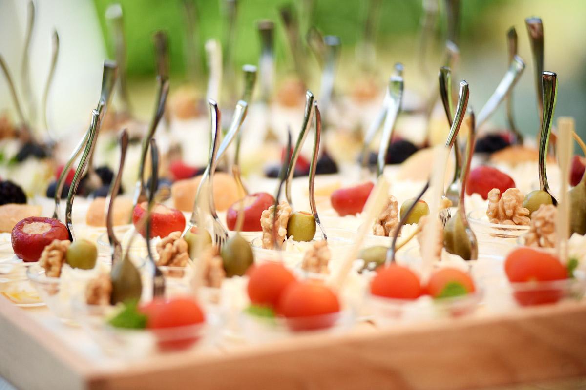 Wedding planning - choosing the right menu